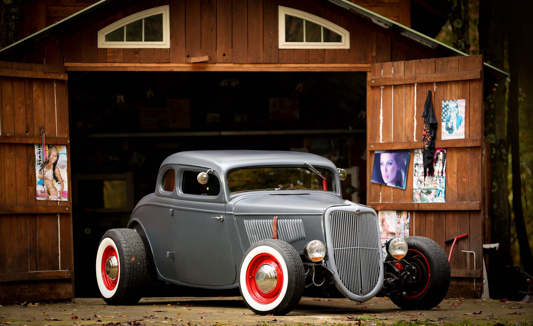 The 34 Ford